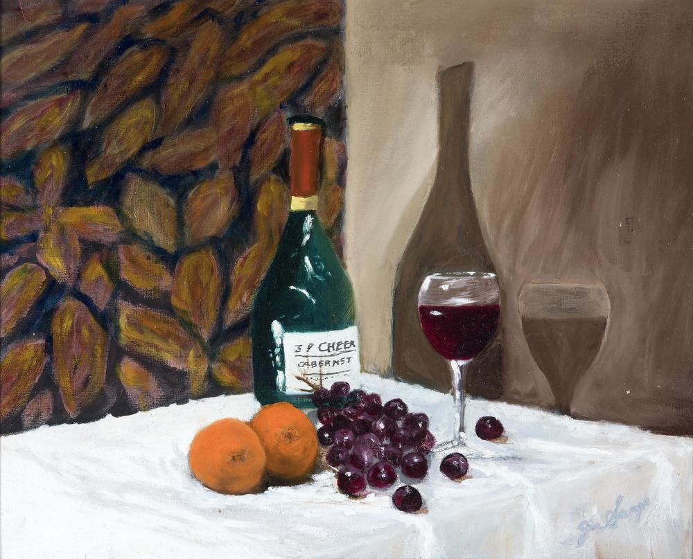 Still Life by Jim Savage