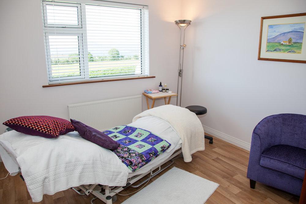 We offer therapeutic massage & reflexology