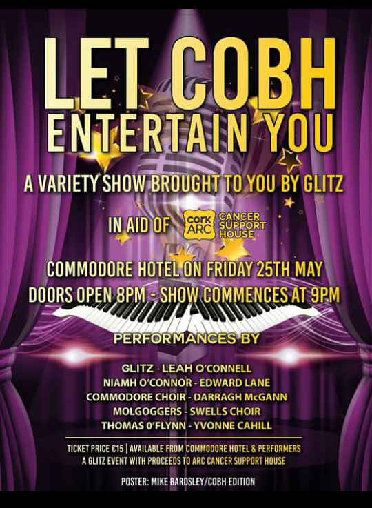 With thanks to Mike Bardsley of the Cobh Edition