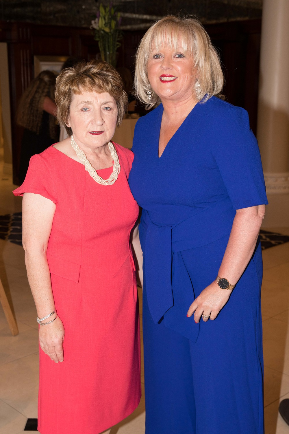 Sally O'Neill and Hilary O'Keeffe