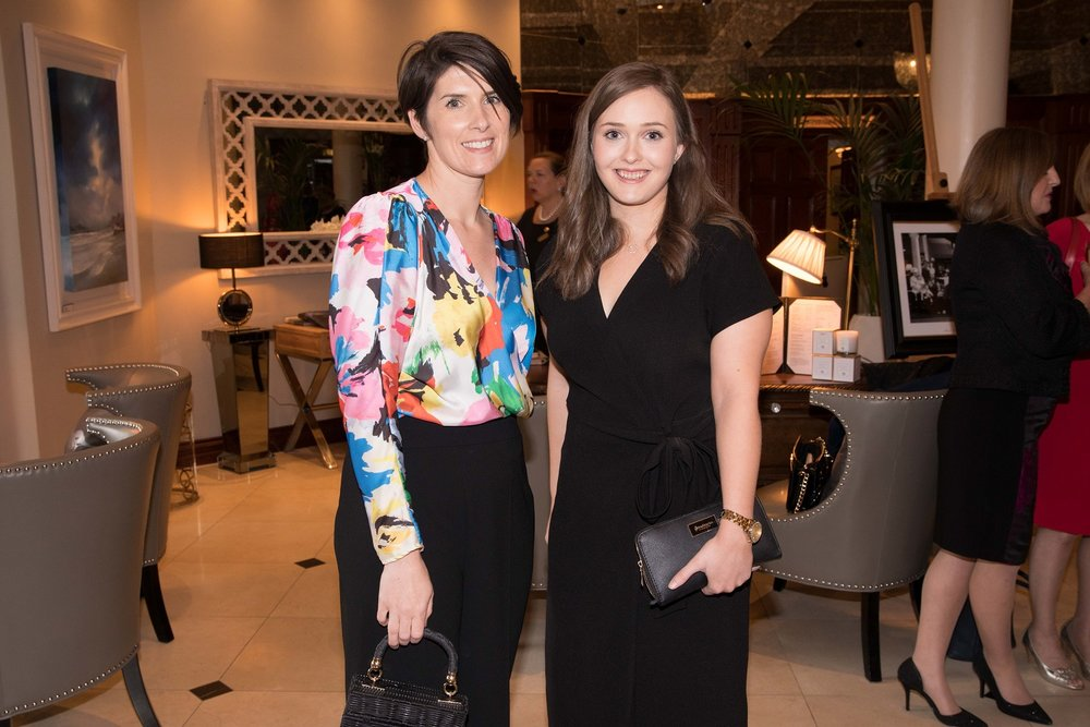 Emily Carmody and Joanne O'Sullivan