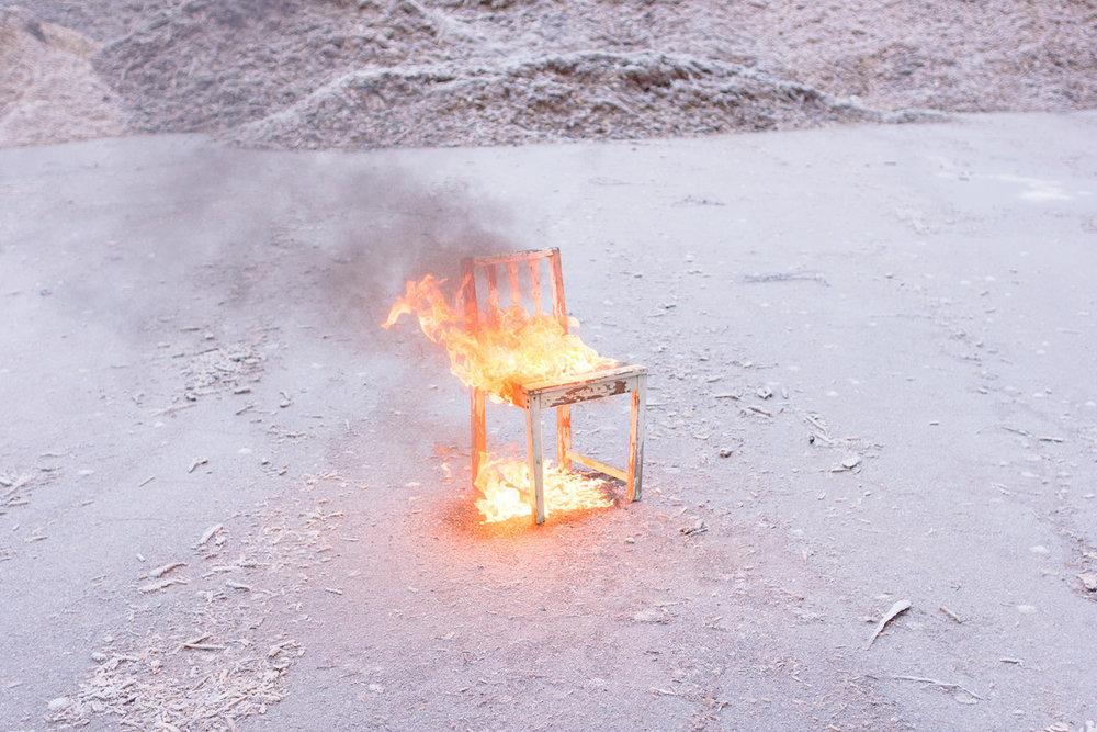 chair fire