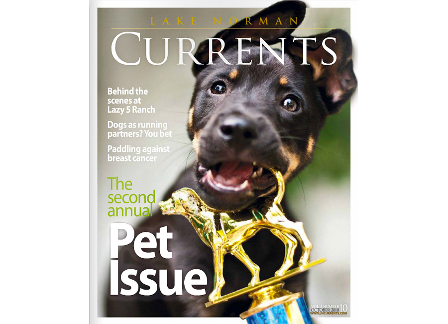Currents Magazine Pet Issue