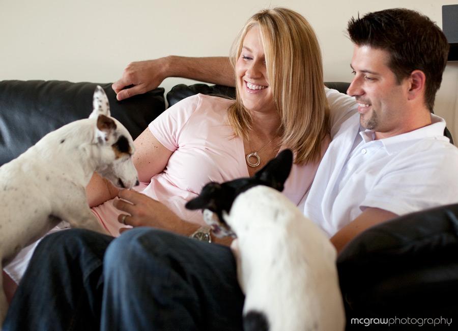 Celena, Ben, and Baby Ella