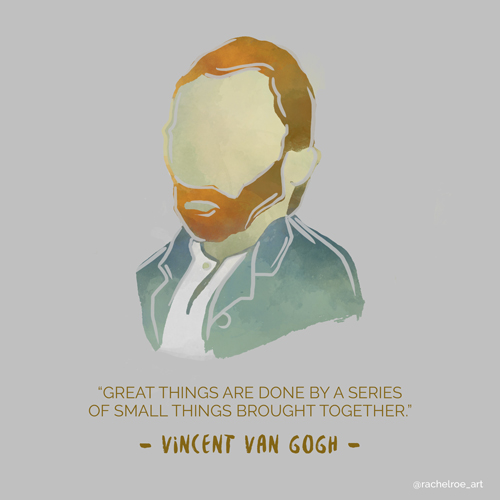 Van Gogh Illustration