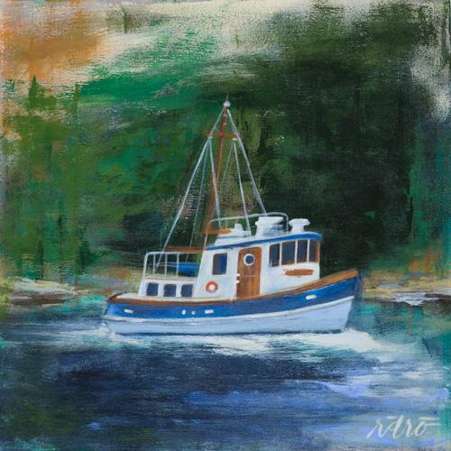 Troller Boat $145 |   SHOP HERE