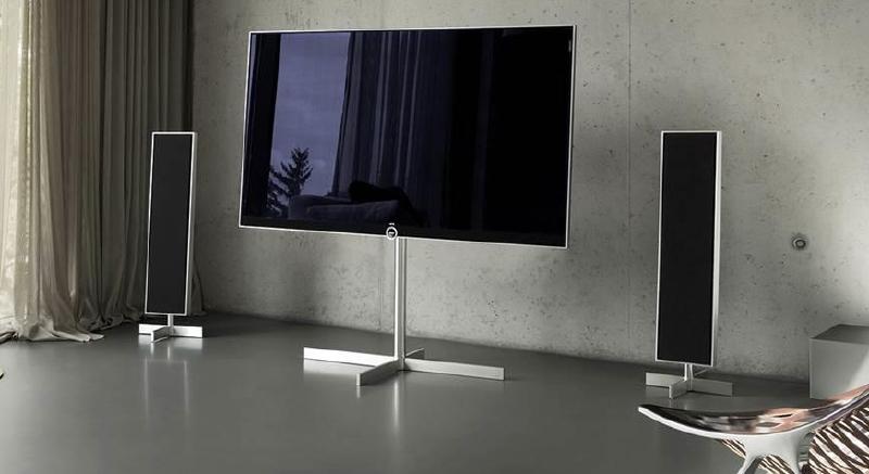 loewe tv sound. Black Bedroom Furniture Sets. Home Design Ideas
