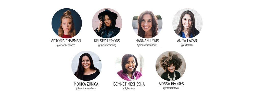 CLICK ON THIS IMAGE TO LEARN MORE ABOUT OUR DIVERSE SPEAKERS
