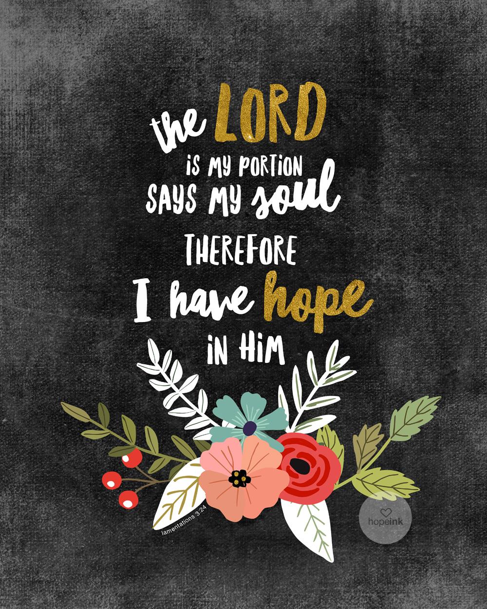 Choose Hope Floral Scripture Art Hope Ink.jpg