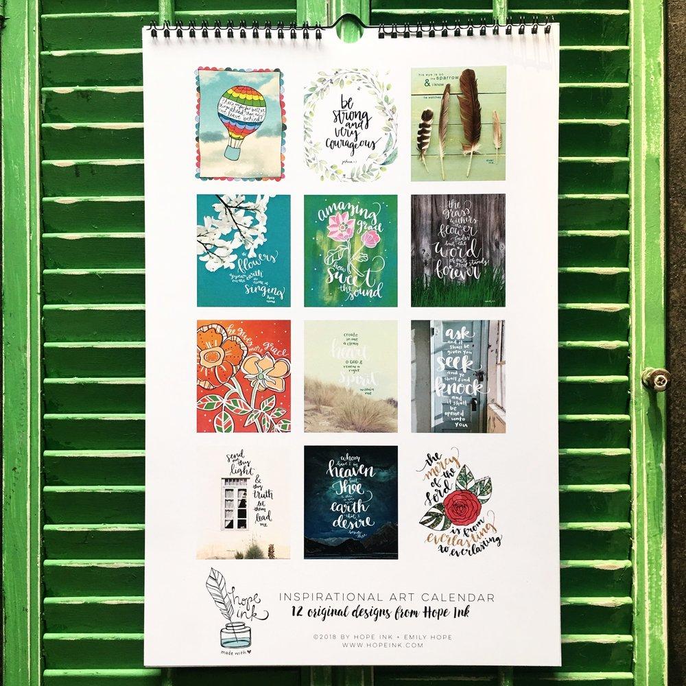 2018 Hope Ink Scripture Art Calendar.JPG