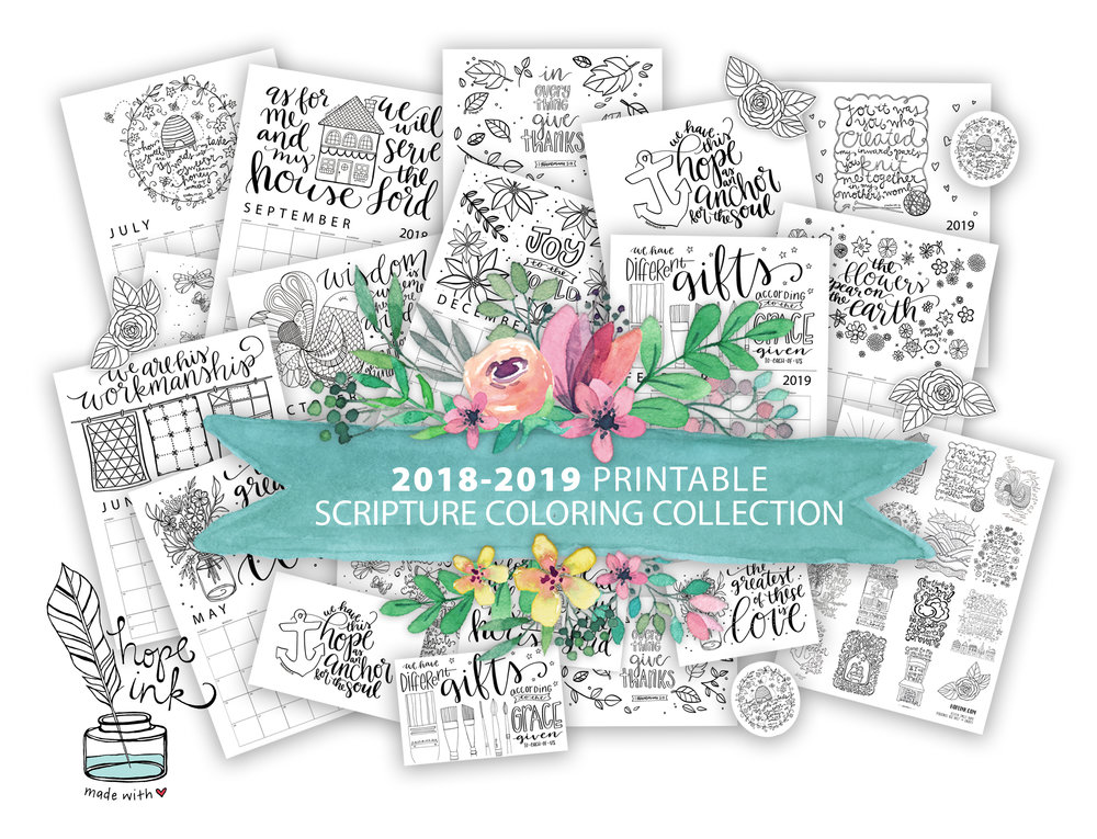 Printable Scripture Coloring Collection | Hope Ink.jpg