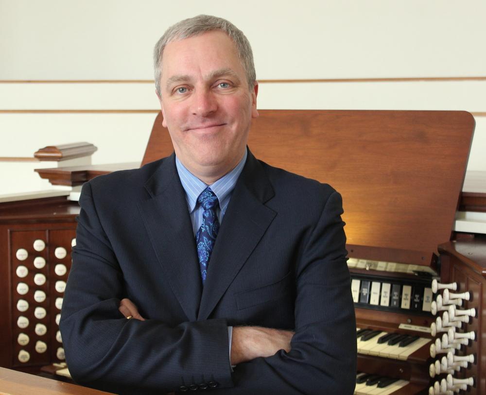 Peter Niedmann, organist