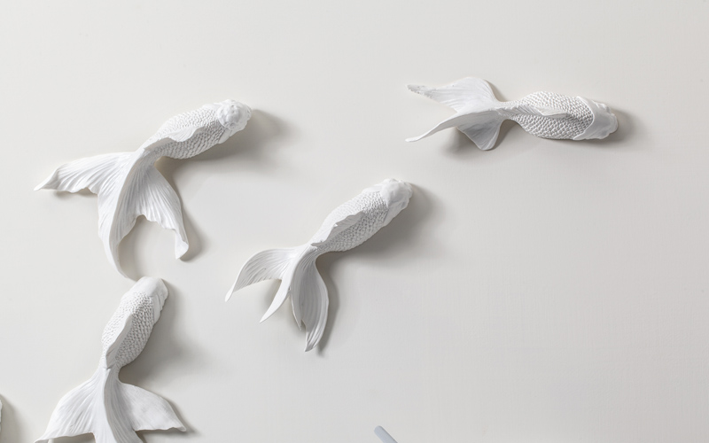 Detail : Goldfish X CLOCK   by Haoshi Design Studio/  www.haoshi.com