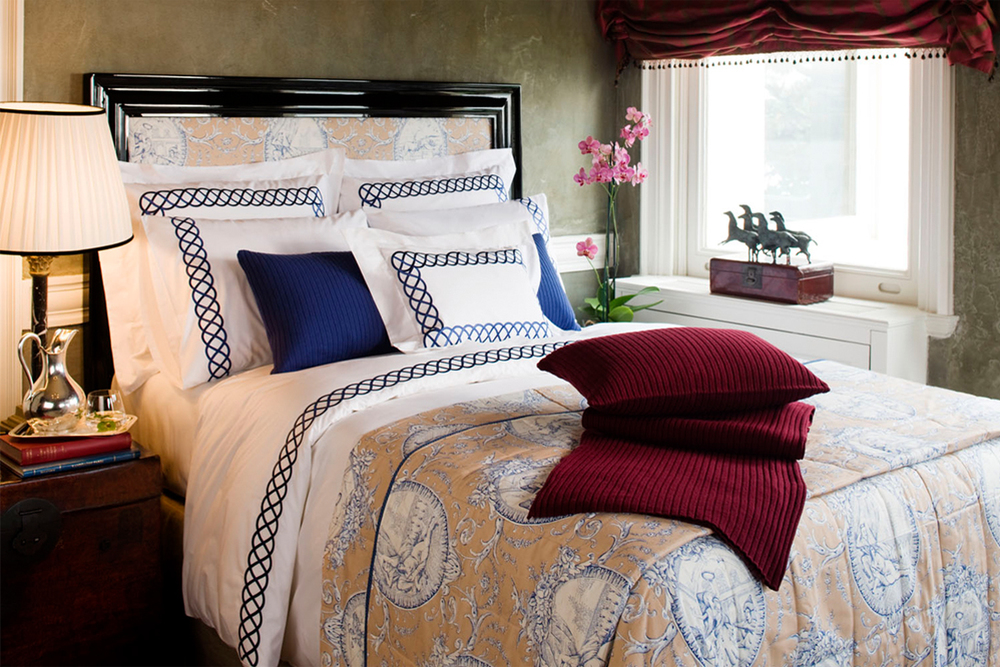 Haremlique Istanbul- Pierre Loti bed sheets , Bed cover Secret Garden  find in our online store.