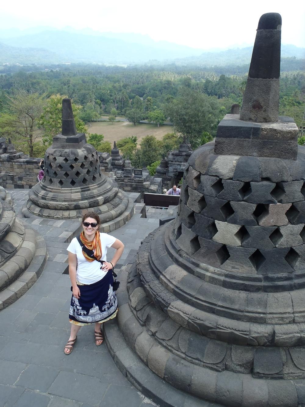 Borobudur Temple, Yogyakarta, Java, Indonesia