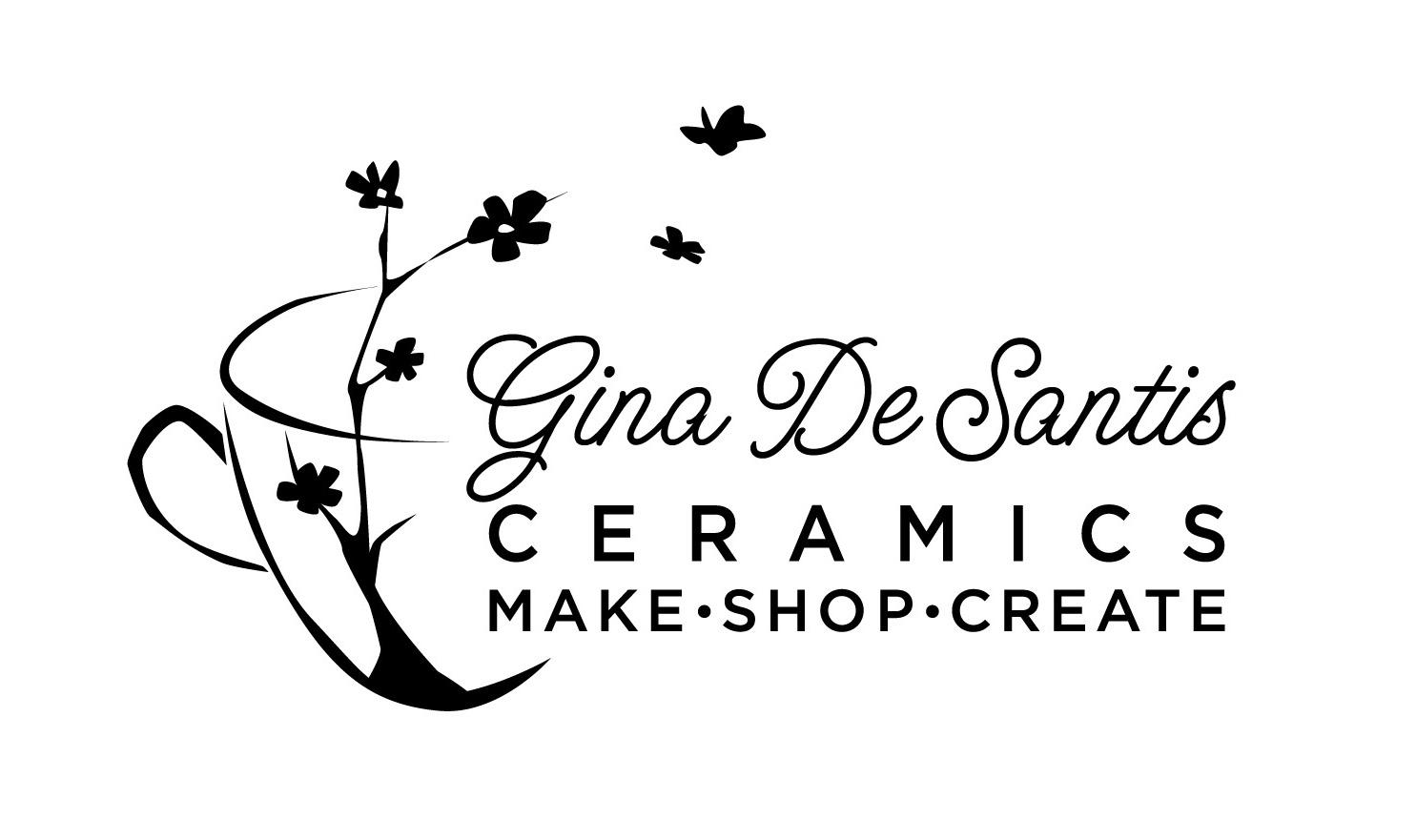 Gina DeSantis Ceramics