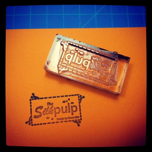 logo stamp