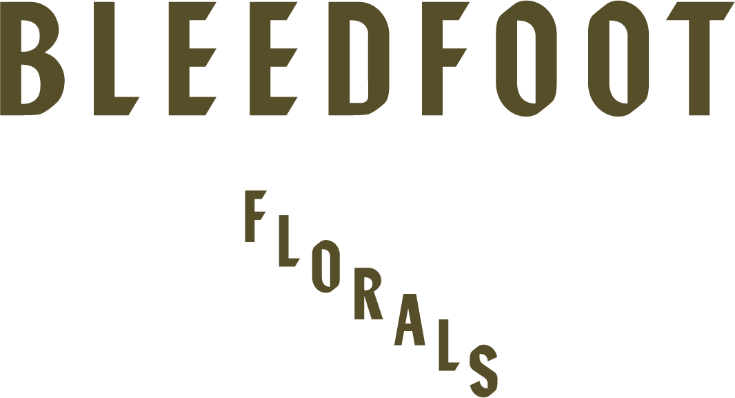 Bleedfoot Florals | Seattle Wedding Florist | Floral Design Studio | Cut Flower Farm