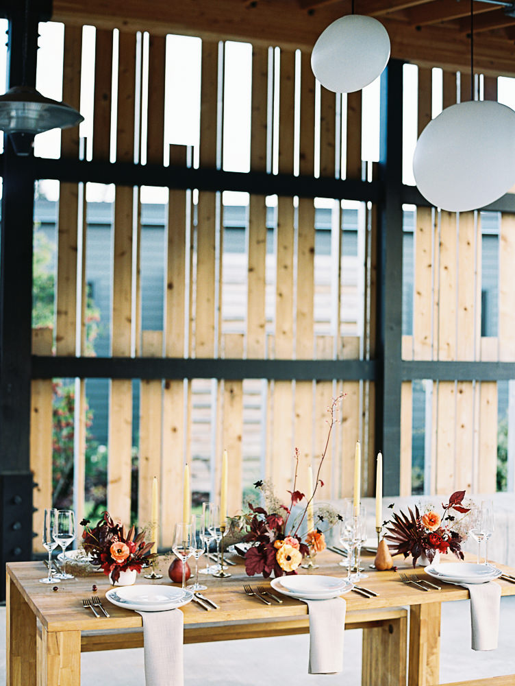 BFF Fall vashon Tablescape