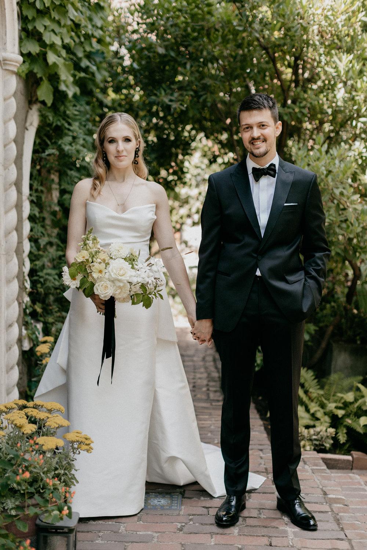 Corson Building Wedding II