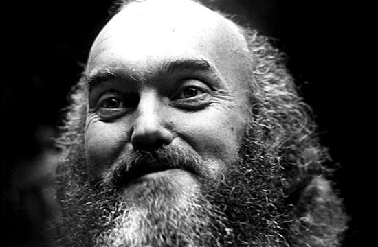 Richard Alpert (Ram Dass)