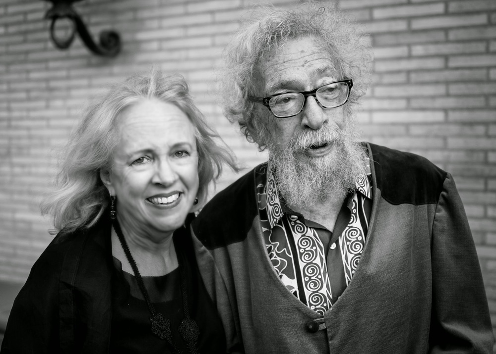 Anne LeBaron and Gerd Stern
