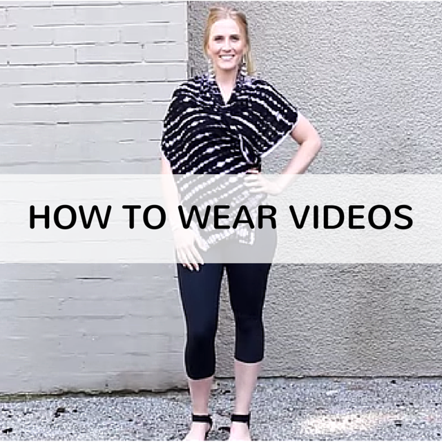 how-to-wear-shawl-videos