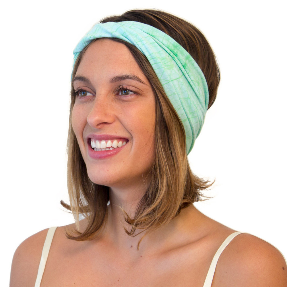 Mint Green Head Wrap