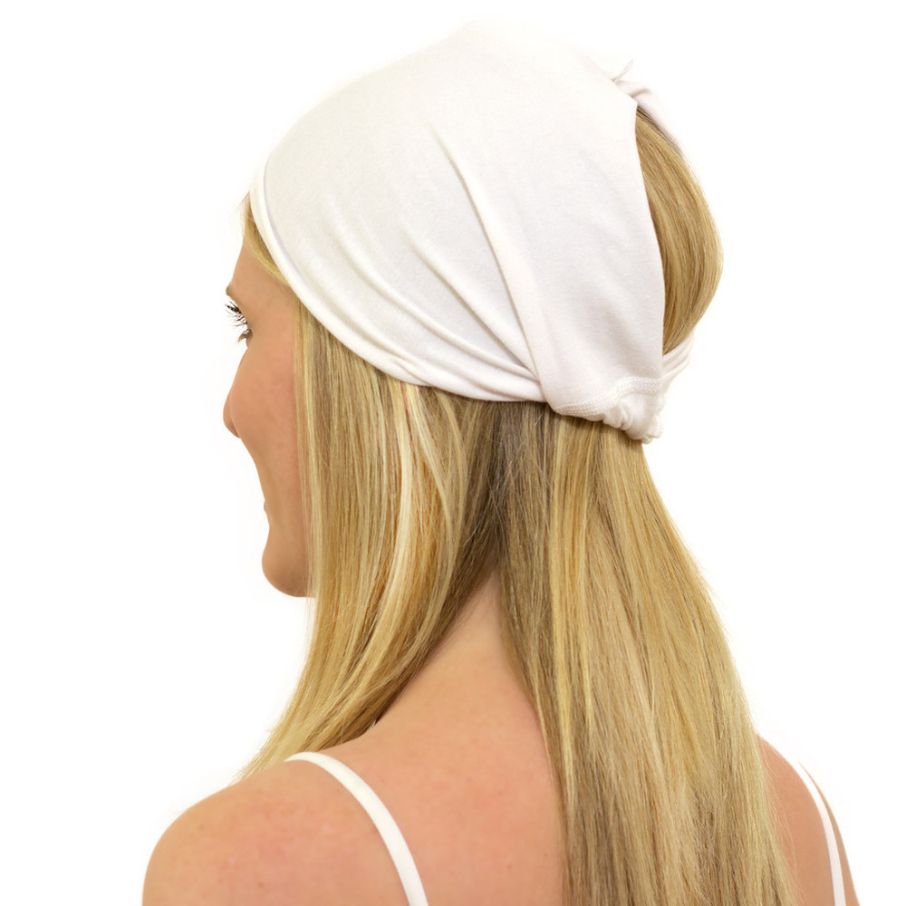 Organic Cotton Kundalini Head Covering