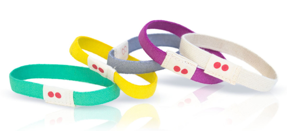 organic cotton hair elastics