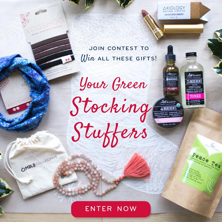 ethical stocking stuffer giveaway