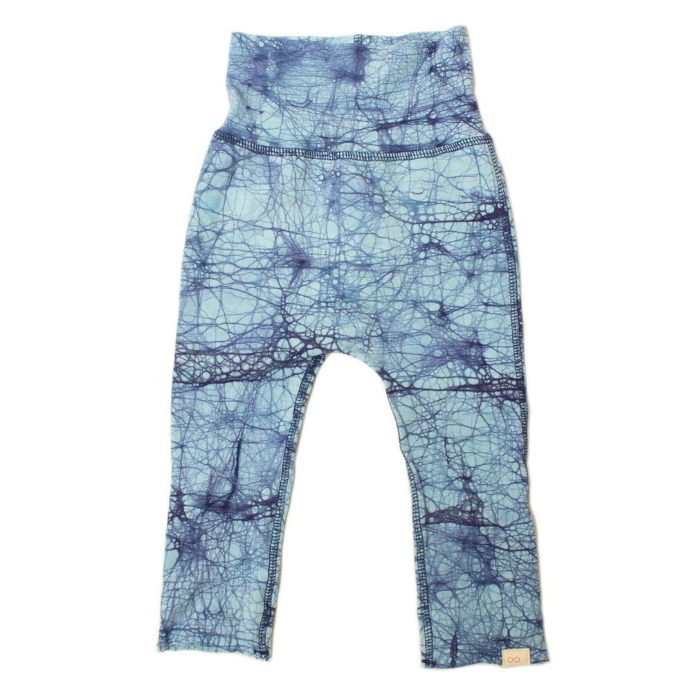 organic cotton baby blue jeans