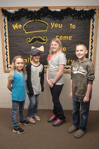 Bailey 4thGrade Reading Fair Winners