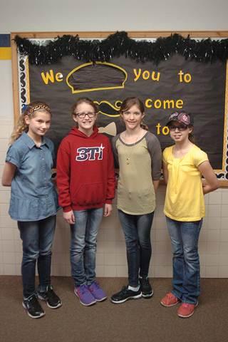 Bailey 5  th  Grade Reading Fair Winners