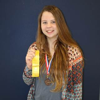 Olivia Stankus, North Lamar Swimmer