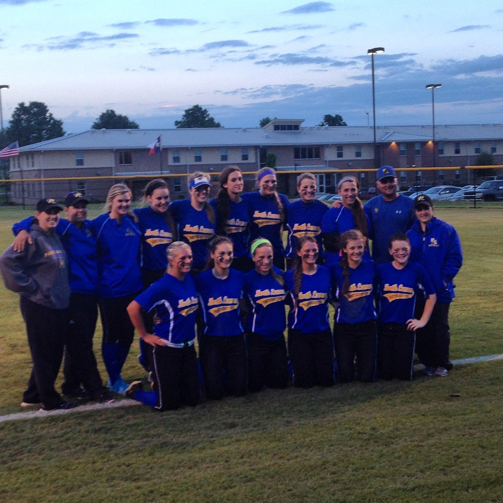 North Lamar Pantherettes: 2015 District Champions