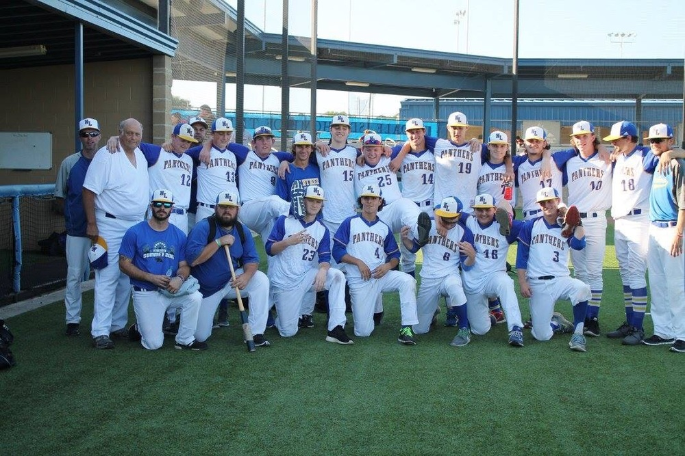 (Photo by Amanda Anderson) North Lamar Panther team: Regional Semifinalists