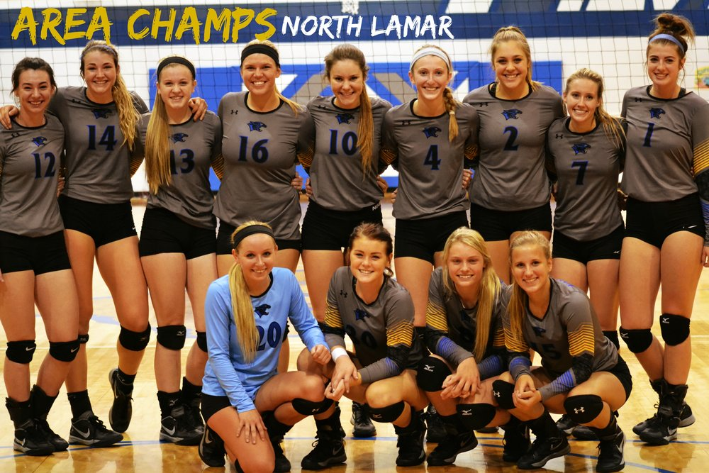 (Photo by Beverly White) North Lamar Pantherettes: Area Champions