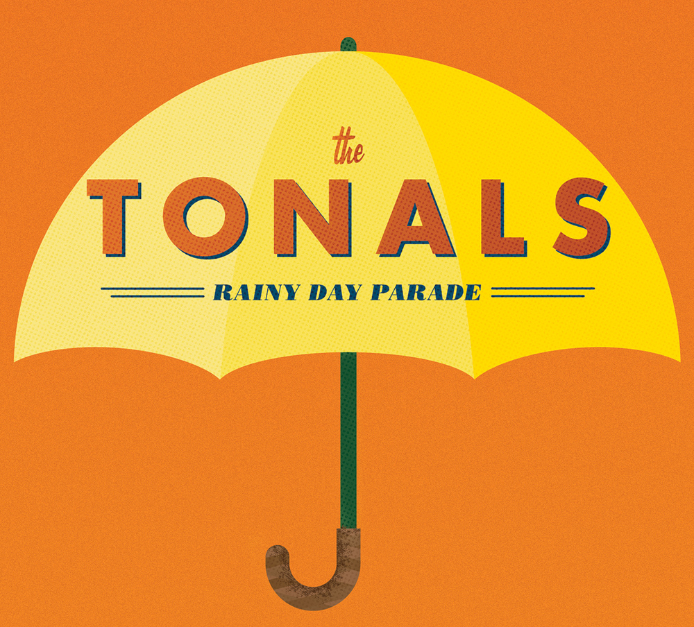 Rainy Day Parade by The Tonals (Concept)