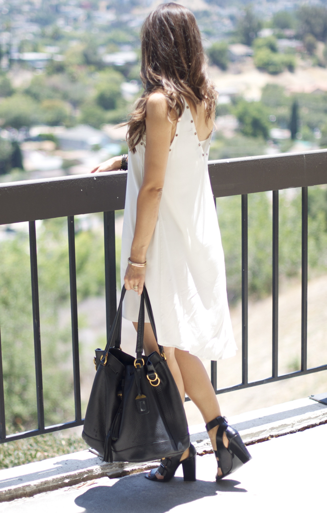 Summer White Dress