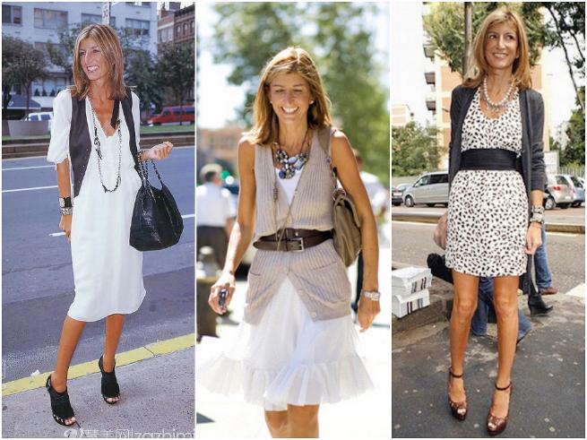 Sarah Rutson White Dress Style