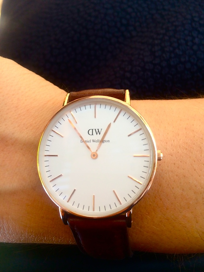 Classic Watch by Daniel Wellington