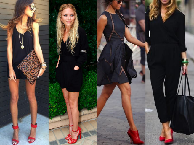 How To Wear Red Shoes Practically Fashion