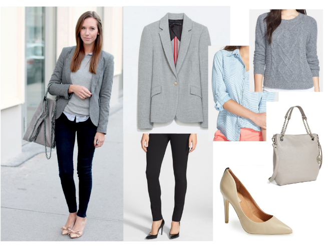 64bbdeacd88 5 Looks to Wear to the Office this Week — Practically Fashion