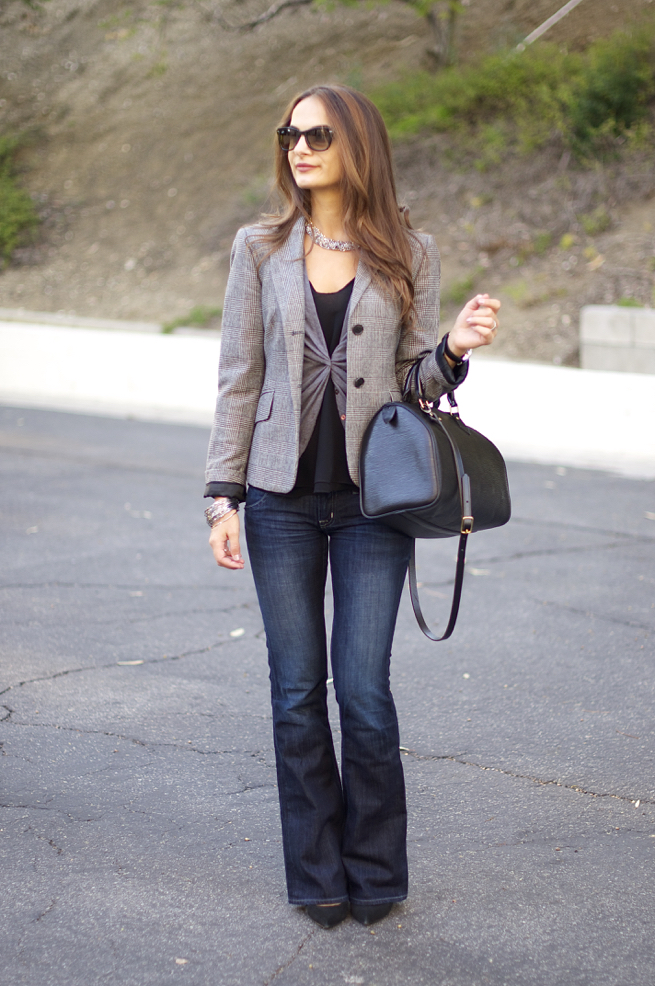 Friday Casual outfit styled by practicallyfashion