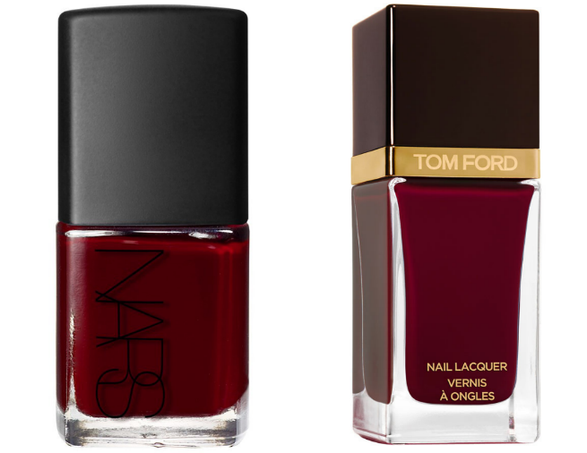 Nars Chinatown $20 // Tom Ford Bordeaux Lust $32