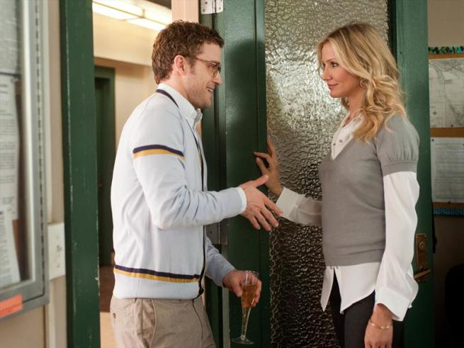 cameron diaz in bad teacher outfit