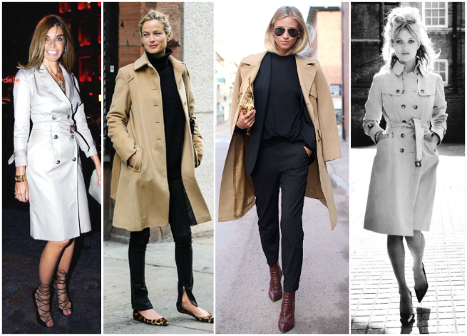 beige workwear coats