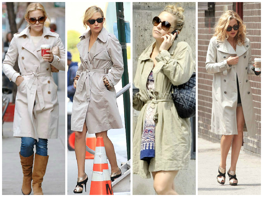 A beige, high quality trench coat is always on-trend. No matter what you wear under it, as long as it fits you well with some cute shoes, you will look impeccable and aways stylish. A key investment piece for every stylish woman. Most of my readers already own one, but hope this inspires you to pull it out this spring and wear it as your signature item.