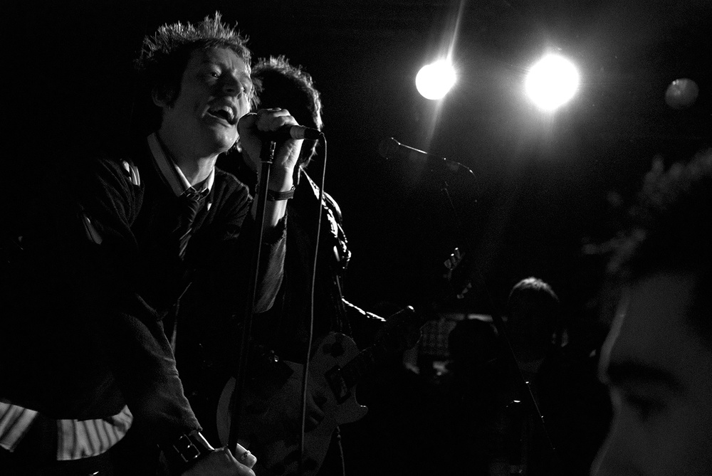 The Sex Pistols Experience at The 100 Club